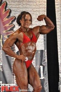 Nancy Lewis - Womens Open - 2012 Chicago Pro