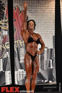 Michelle Cummings - Womens Open - 2012 Chicago Pro