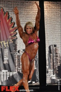 Tazzie Columb - Womens Open - 2012 Chicago Pro