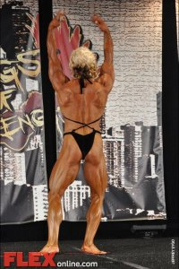 Sherry Smith - Womens Open - 2012 Chicago Pro