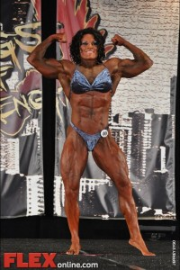 Melody Spetko - Womens Open - 2012 Chicago Pro