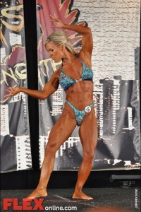 Paula Gulman-Williams - Womens Physique - 2012 Chicago Pro