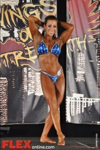 Gina Trochiano - Womens Physique - 2012 Chicago Pro