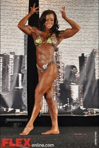 Nola Trimble - Womens Physique - 2012 Chicago Pro
