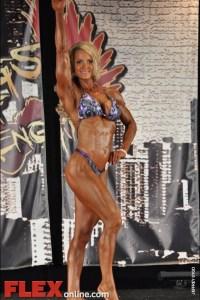 Kim Tilden - Womens Physique - 2012 Chicago Pro