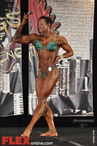 Mikaila Soto - Womens Physique - 2012 Chicago Pro