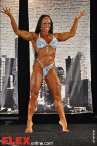 Tamee Marie - Womens Physique - 2012 Chicago Pro