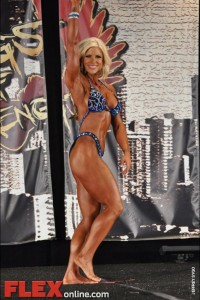 Monica Mark-Escalante - Womens Physique - 2012 Chicago Pro