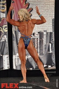 Melissa DiBernardo - Womens Physique - 2012 Chicago Pro