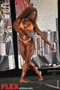 LaDrissa Bonivel - Womens Physique - 2012 Chicago Pro