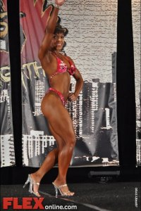 Gloria Tarpley - Womens Figure - 2012 Chicago Pro