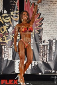 Alea Suarez - Womens Figure - 2012 Chicago Pro