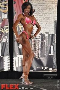 Chikondi Mseka - Womens Figure - 2012 Chicago Pro