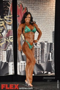 Catherine Holland - Womens Figure - 2012 Chicago Pro