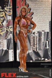 Aleisha Hart - Womens Figure - 2012 Chicago Pro
