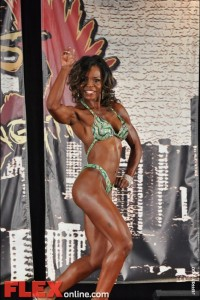 Vicki Counts - Womens Figure - 2012 Chicago Pro