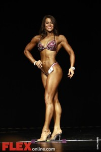 Shannon Goering - Womens Fitness - 2012 Team Universe