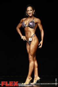 Lishia Dean - Womens Fitness - 2012 Team Universe