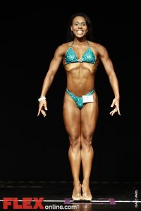 Nicolette Spencer - Womens Fitness - 2012 Team Universe