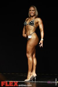 Nancy Swanson - Womens Fitness - 2012 Team Universe