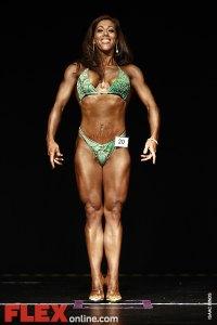 Stephanie Yu - Womens Fitness - 2012 Team Universe