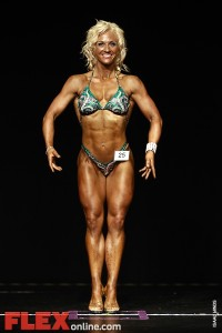 Meredith Miller - Womens Fitness - 2012 Team Universe