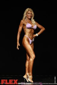 Debbie Sizemore - Womens Fitness - 2012 Team Universe