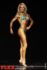 Kimberly Stroup - Womens Fitness - 2012 Team Universe