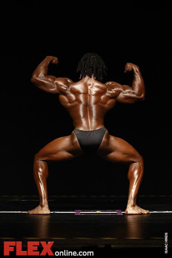 Marc Arthur Dautruchee - Mens Heavyweight - 2012 Team Universe