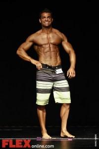 Brant LaRose - Mens Physique - 2012 Team Universe