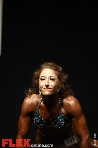 Rachel Baker - Womens Physique - 2012 Team Universe