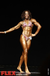 Evangeline Belton - Womens Physique - 2012 Team Universe
