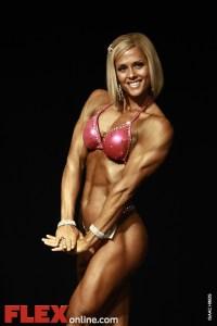 Susan Graham - Womens Physique - 2012 Team Universe
