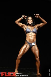 Lisa Lopez - Womens Physique - 2012 Team Universe