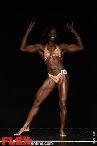 Candrea Judd Adams - Womens Physique - 2012 Team Universe