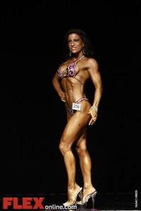 Danielle Sereluca - Womens Figure - 2012 Team Universe