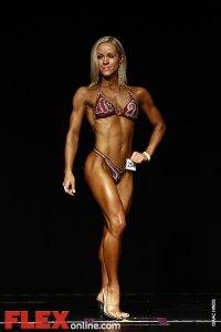 Pamela Sampson - Womens Figure - 2012 Team Universe
