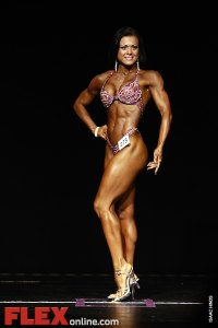 Laurie Schnelle - Womens Figure - 2012 Team Universe