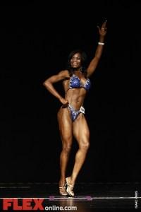 Deborah Dunn - Womens Figure - 2012 Team Universe
