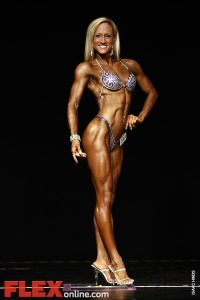 Victoria Adelus - Womens Figure - 2012 Team Universe