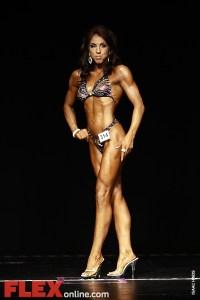 Cristen Autry - Womens Figure - 2012 Team Universe