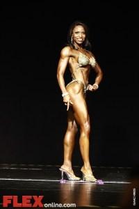 Bernita Stuckey - Womens Figure - 2012 Team Universe