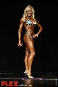 Patty Zariello - Womens Figure - 2012 Team Universe