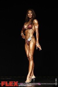 Amy Puglise - Womens Figure - 2012 Team Universe