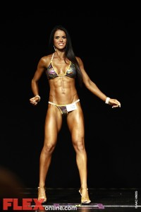 Siliana Gaspard - Womens Bikini - 2012 Team Universe