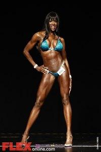 Danielle Carr - Womens Bikini - 2012 Team Universe