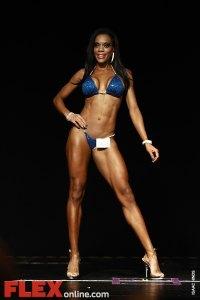 Adrienne Crenshaw - Womens Bikini - 2012 Team Universe