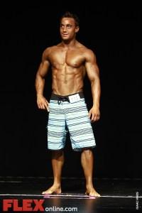 Jonathan Antignani - Mens Physique - 2012 Team Universe