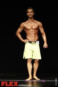 Benjamin Miller - Mens Physique - 2012 Team Universe
