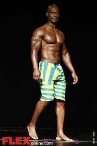 Anthony Brigman - Mens Physique - 2012 Team Universe